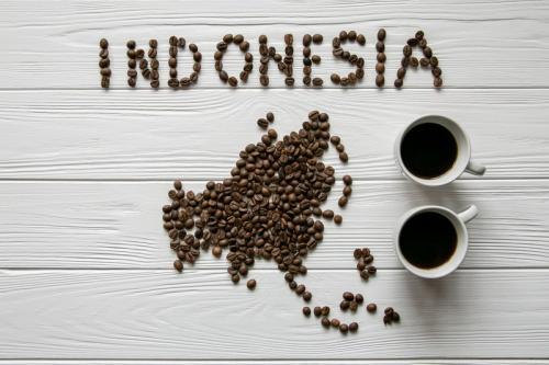 Kopi produksi Indonesia digemari berbagai negara