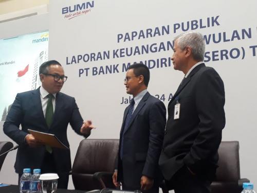 RUPS Bank Mandiri