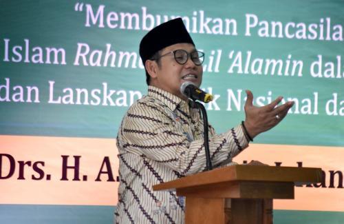 Muhaimin Iskandar (Foto: Antara)