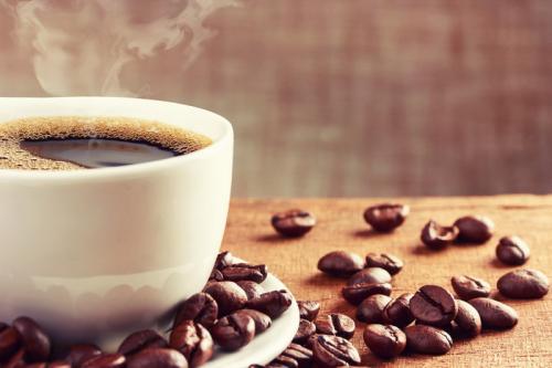 Gelas dan kopi
