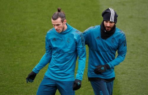 Bale dan Benzema