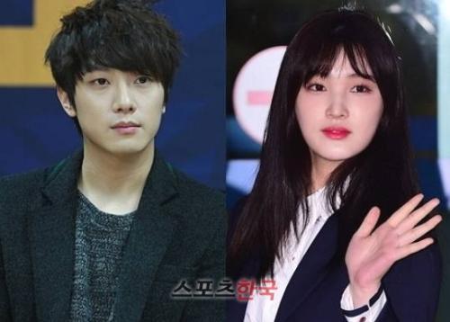 Min Hwan dan Yul Hee