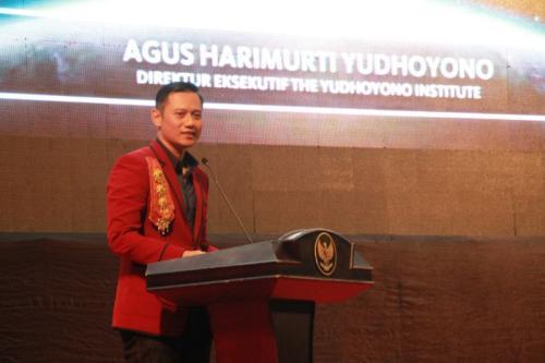 Agus Harimurti Yudhoyono (AHY). (Foto: Okezone)