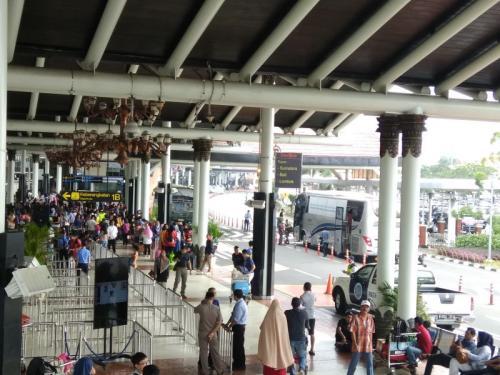Bandara Soekarno-Hatta (Ilustrasi/Dok Okezone.com)