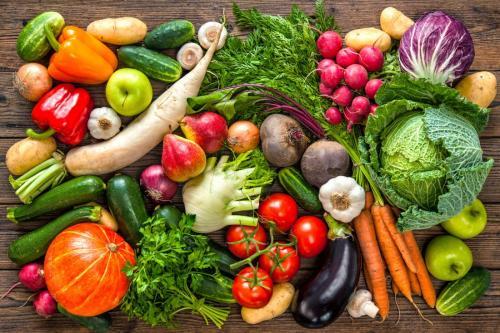 Hobi makan buah dan sayuran. (Foto: Medicalnewstoday)