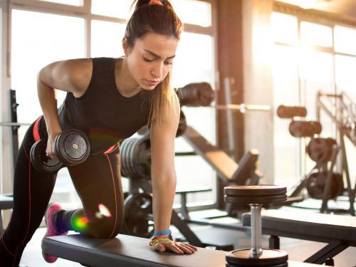 Latihan di gym untuk kesehatan otak