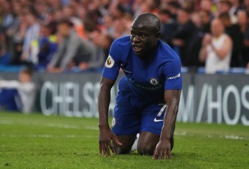 N'Golo Kante (Foto: Reuters)