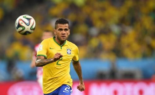 Dani Alves (Foto: AFP)