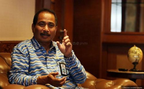 Arief Yahya batik