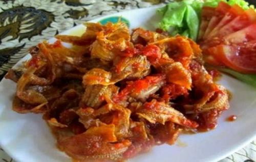 Resep ikan asin untuk santapan keluarga