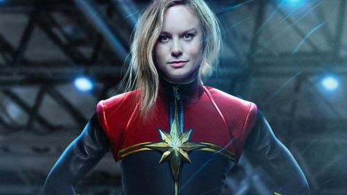 Captain Marvel. (Foto: Marvel Studios)