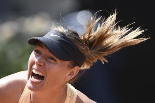 Maria Sharapova (Foto: AFP)