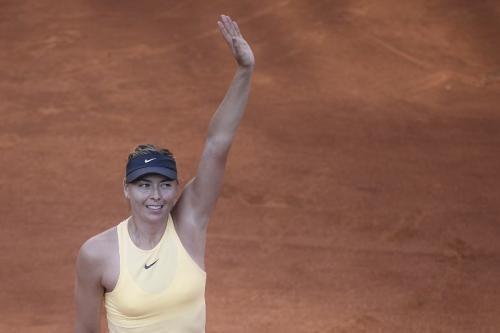Maria Sharapova (Foto: Istimewa)