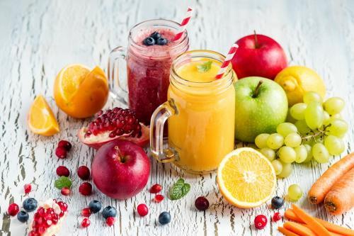 Jus buah. (Foto: Shutterstock)
