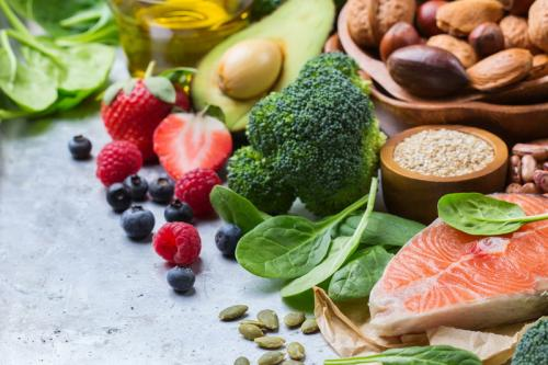 Sayuran dan buah-buahan