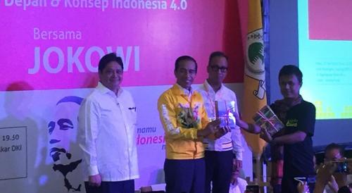 Golkar Jokowi