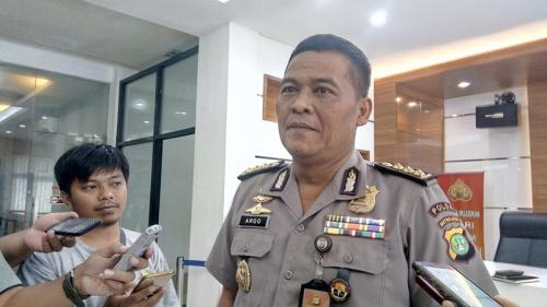 Kabid Humas Polda Metro Jaya Kombes Argo Yuwono. (Dok Okezone)