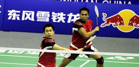 Markis Kido/Hendra Setiawan