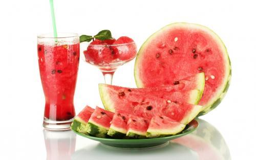 Jus semangka.