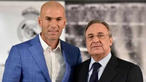 Zidane dan Perez