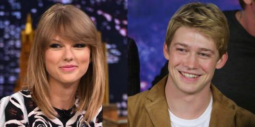 Joe Alwyn dan Taylor Swift