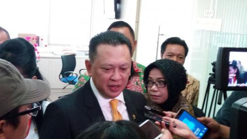 Bambang Soesatyo. (Dok Okezone)