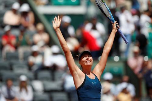 Maria Sharapova (Foto: Reuters)