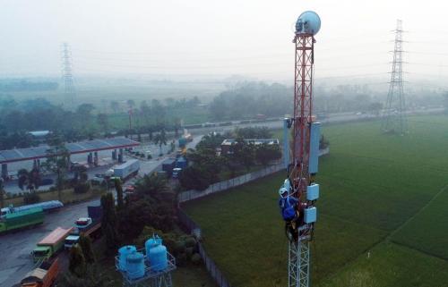 XL Axiata dan Telkomsel ungkap trafik data pada lebaran 2019