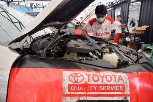 Bengkel Toyota