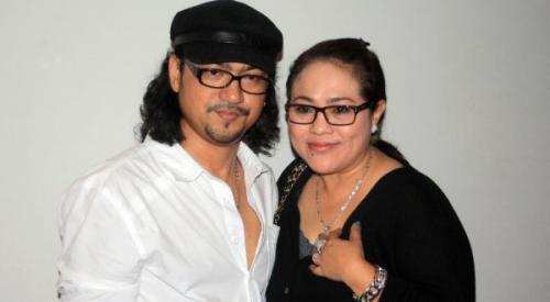 Nunung dan suami, Iyan
