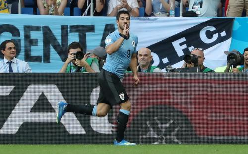 Luis Suarez (Foto: Reuters)
