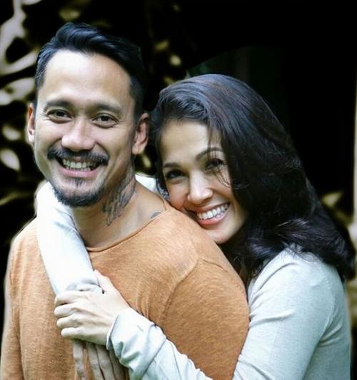 Tora Sudiro dan Istri