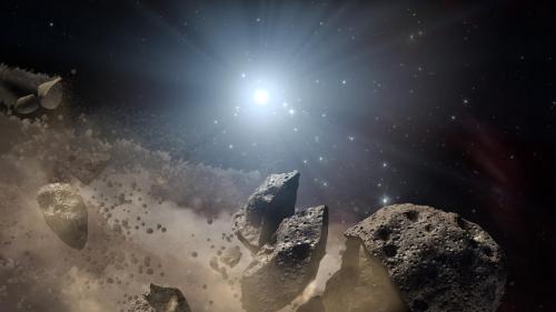 LAPAN Ungkap Dampak Jatuhnya Asteroid