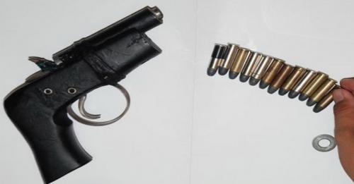 Ilustrasi senjata api (ist)