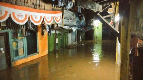 Banjir di Jakarta