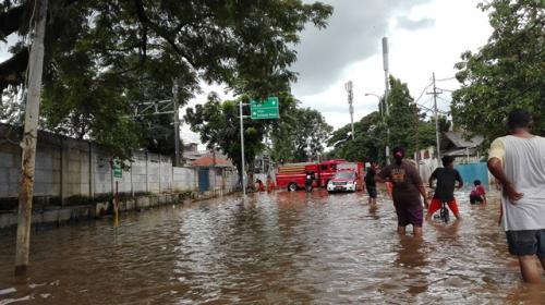 Banjir Jakarta