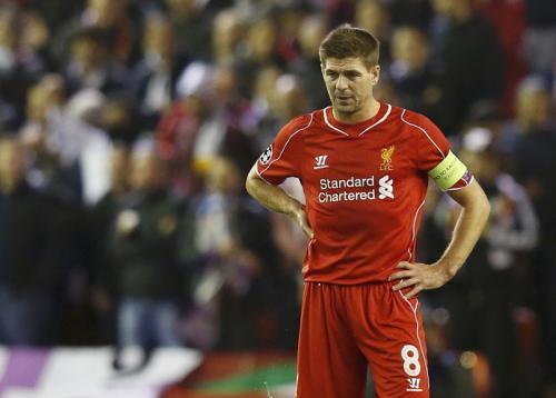 Steven Gerrard (Foto: Reuters)