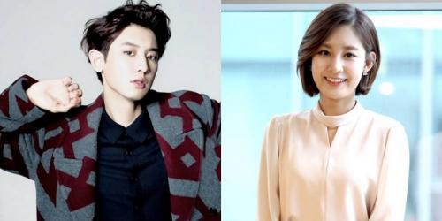 Chanyeol dan Yoo Ra