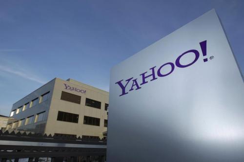 Yahoo Alami Gangguan Selama 7 Jam