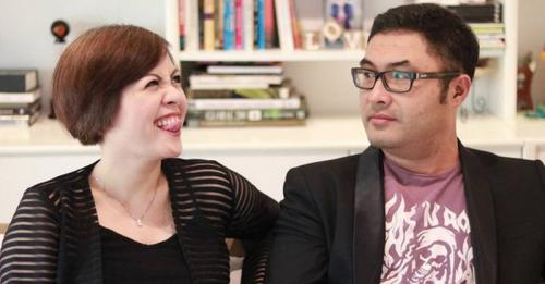 Surya Saputra dan Cynthia Lamusu