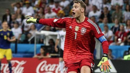 Manuel Neuer masih dibutuhkan Timnas Jerman