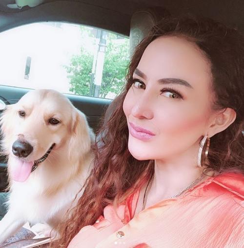 Chynthiara Alona jadi tersangka kasus prostitusi. (Foto: Instagram)