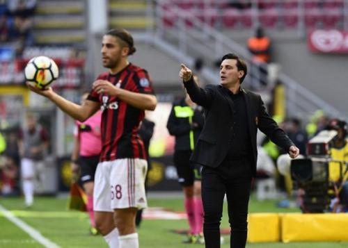 Montella gantikan posisi Pioli di Fiorentina