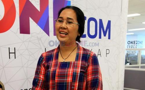 Politikus PDIP Eva Kusuma Sundari. (Dok Okezone.com)