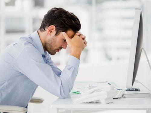 stres bisa sebabkan pria tidak subur