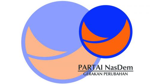 Ilustrasi Logi Partai NasDem