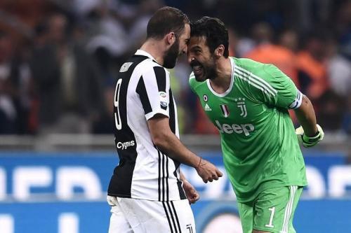 Higuain bakal dilepas Juventus dalam waktu dekat
