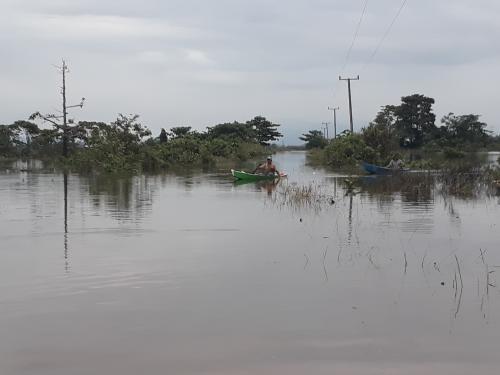 Banjir di Konawe Utara