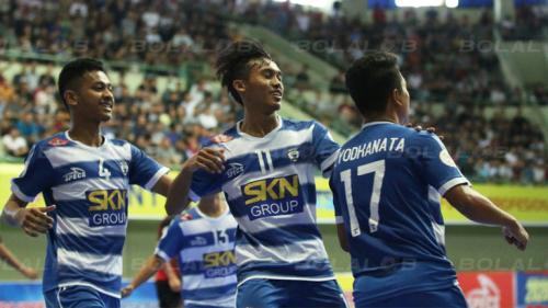 SKN FC Kebumen (Foto: Istimewa)