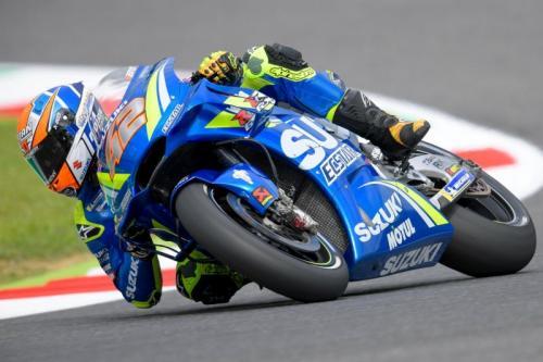 Alex Rins (Foto: Laman Resmi MotoGP)